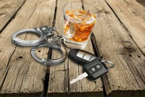 arrested for DUI in Kern County