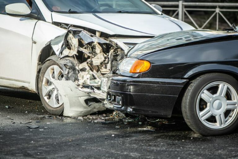Bakersfield Two-Vehicle Crash