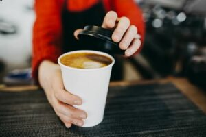 Hot coffee can be a cause of a restaurant injury