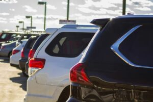 Biggest causes of rental car accidents