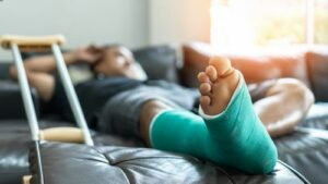 What types of compensation is available to those injured in UPS Track Accidents?