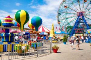 Many premises liability cases come from amusement parks