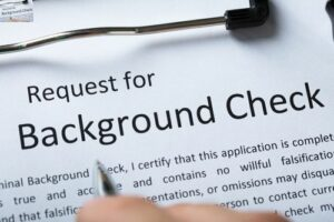 BAckground checks are required for FedEx Drivers