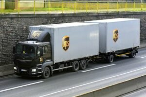 UPS Truck Safety Requirements