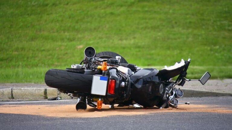 Motorcycle Crash in Sacramento