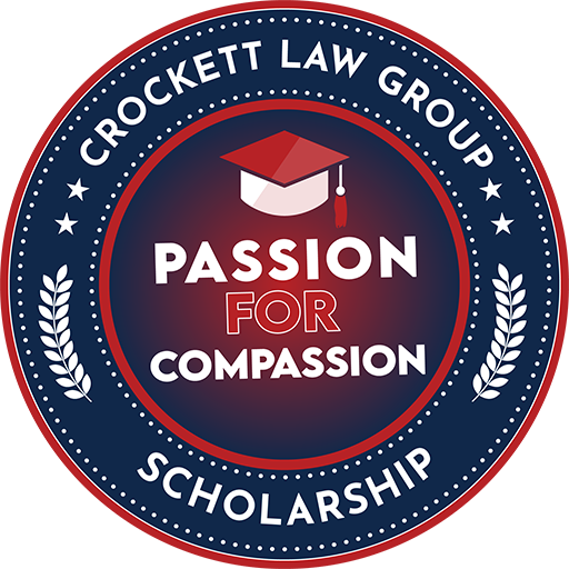 Passion For Compassion Scholarship from the Crockett Law Group