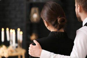 Can a surviving family member file a lawsuit for punitive damages?