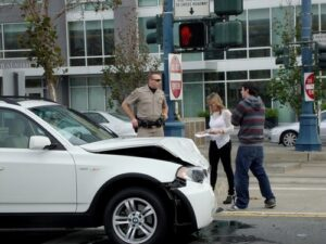 One of the first things you should do is contact the police after an accident