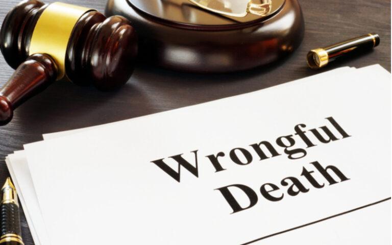 Wrongful death-lawsuit