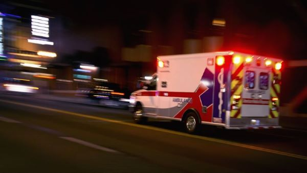 Concept photo of ambulance, as North Hills hit-and-run killed one